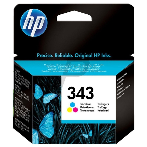 Μελάνι HP 343 colour C8766EE