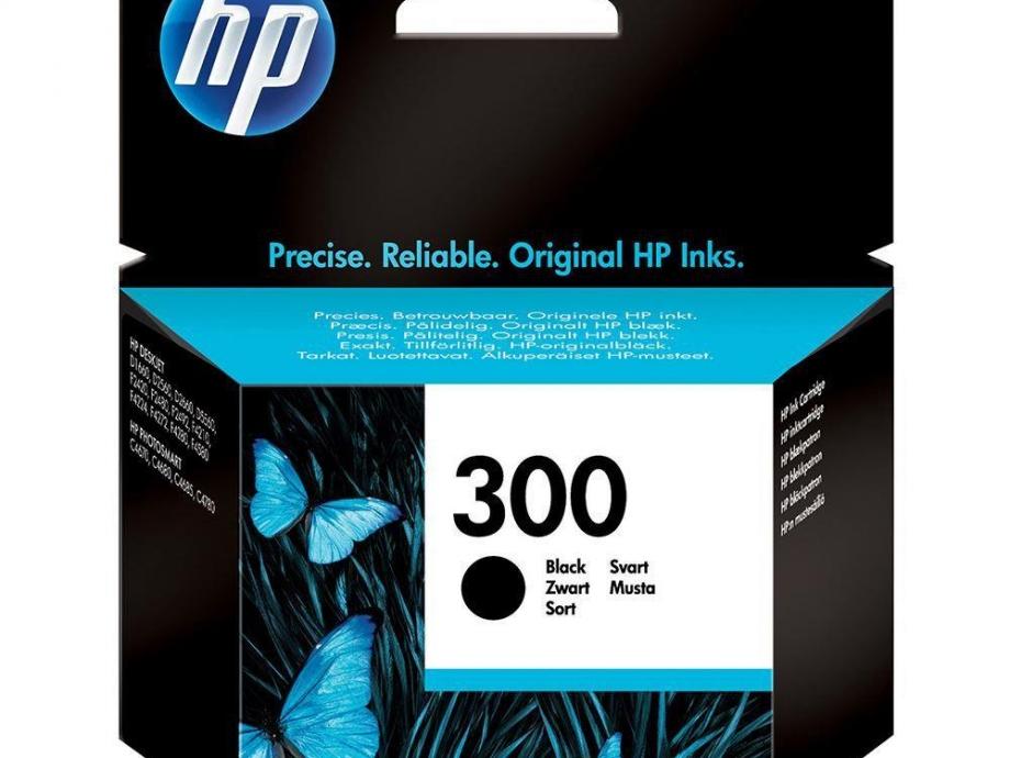 Μελάνι Hp 300 black