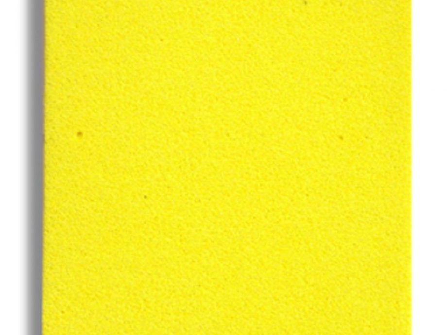 Χαρτί αφρώδες 30x40 cm 1,8 mm κίτρινο