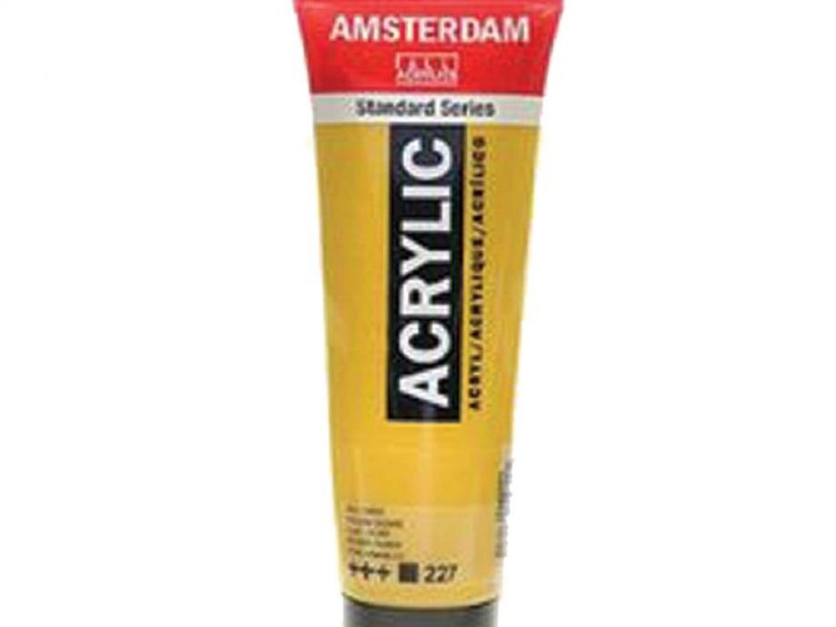 Ακρυλικό Amsterdam 120 ml 227 yellow ochre