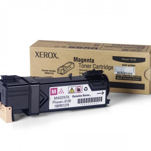 Toner Xerox Phaser 6125 magenta 106R01332