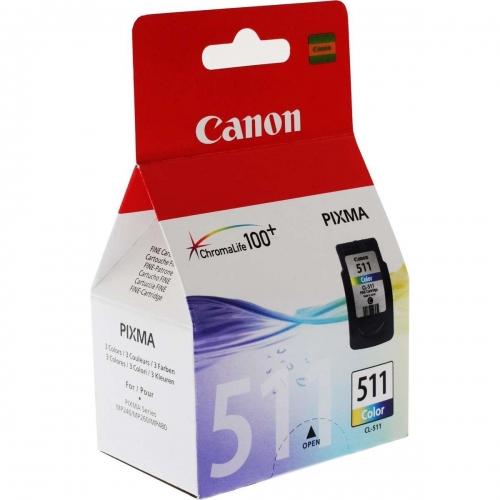 Μελάνι Canon CL-511 colour