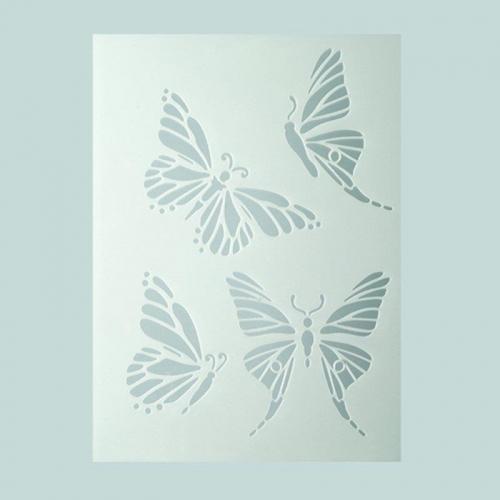 Στένσιλ Efco Α5 butterflies