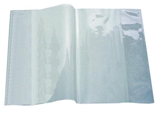 Ντύμα-θήκη τετραδίου διάφανο Α4