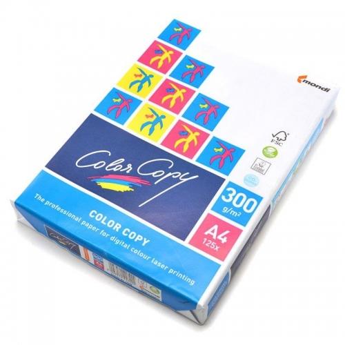 Χαρτονάκι Α4 Color Copy 300gr 125φ λευκό