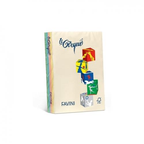 Χαρτονάκι Α4 Favini 160gr 250φ μιξ παλ