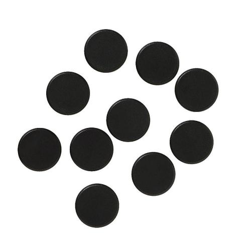 Μαγνήτες στρογγυλοί 14 mm πακέτο 50 τεμ.