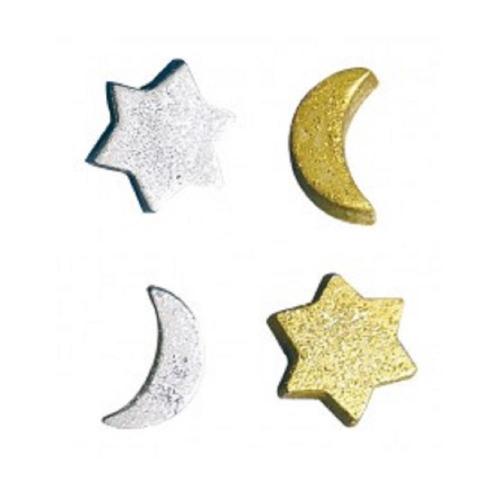 Καλούπι Rayher φεγγάρια & αστέρια
