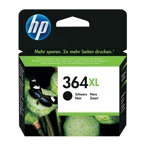 Μελάνι Hp 364XL black CN684EE