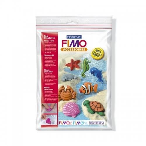 Καλούπι πηλού Fimo 8742-02 sea creatures