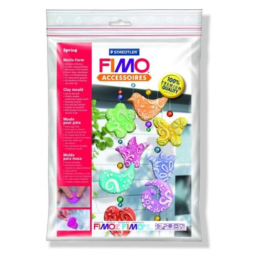 Καλούπι πηλού Fimo 8742-52 spring
