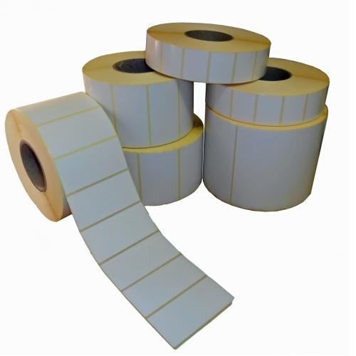 Ετικέτες 100x60 αυτοκόλλητες θερμικές 1000/ρολλό ζυγαριάς