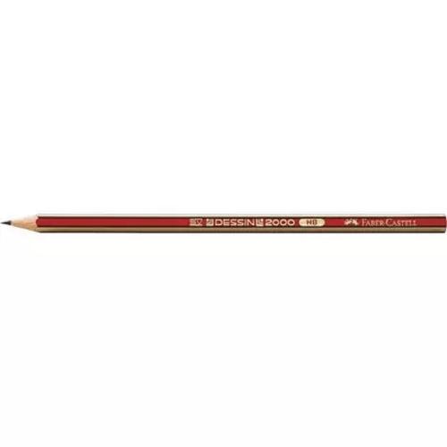Μολύβι Faber Dessin 2000 ΗΒ