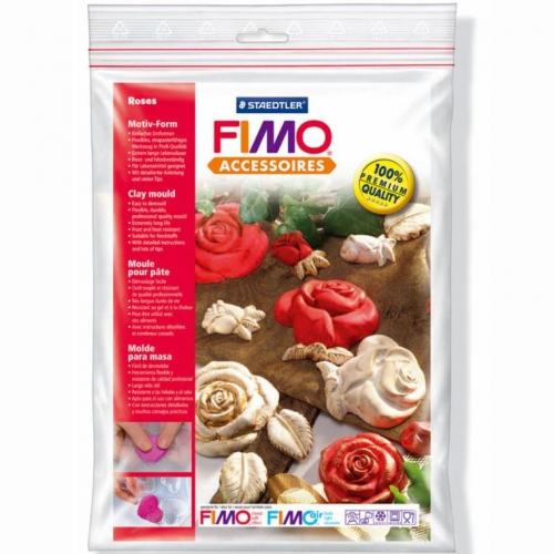 Καλούπι πηλού Fimo 8742-36 roses