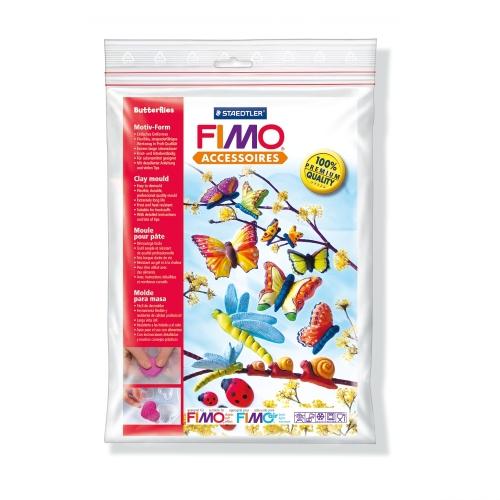 Καλούπι πηλού Fimo 8742-21 butterflies