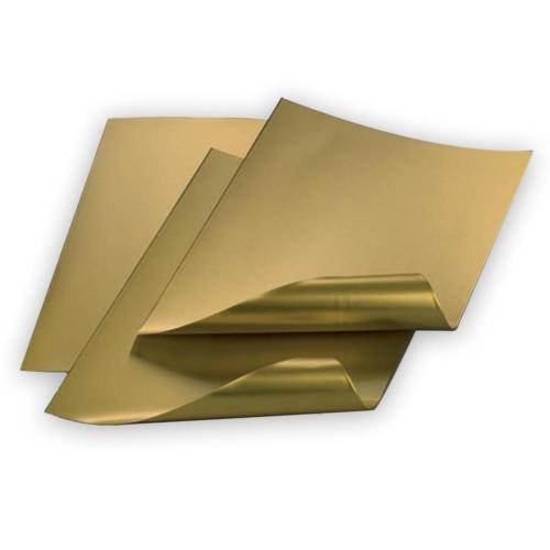 Φύλλο ορείχαλκου 30x40 cm 0,20 mm