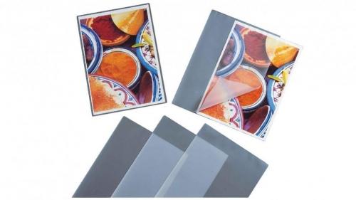 Δίφυλλα πλαστικοποίησης Α4 αυτοκόλ.80mic 1τεμ.