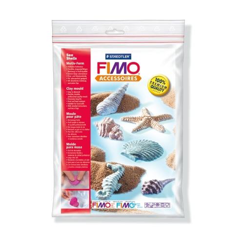 Καλούπι πηλού Fimo 8742-08 sea shells