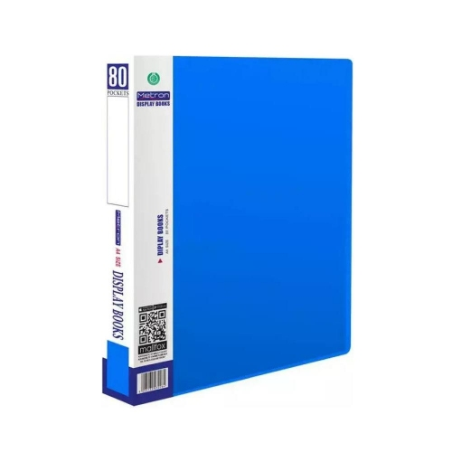 Σουπλ Metron 80 θέσεων μπλε