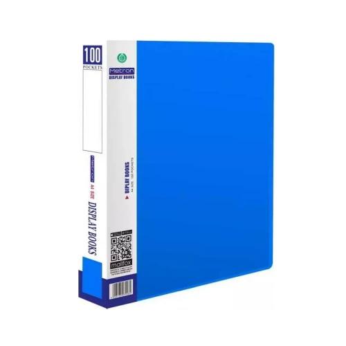 Σουπλ Metron 100 θέσεων μπλε