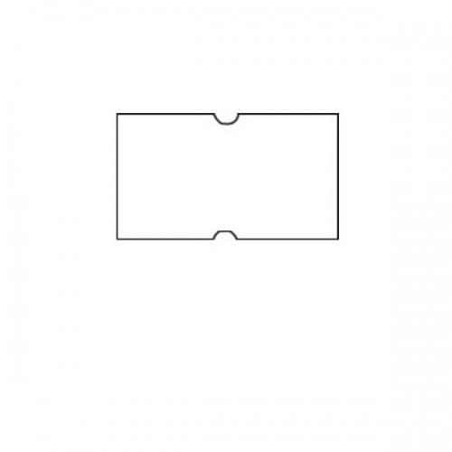 Ετικέτες ετικετογράφου 21x12/1000 λευκές