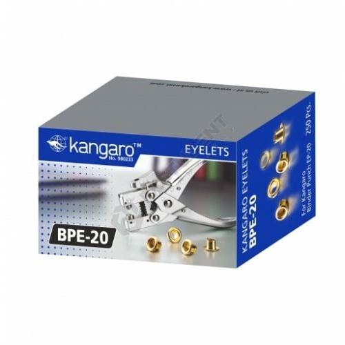 Πριτσίνια Kangaro BPE 20 κουτί 250 τεμ.