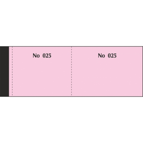 Λαχνοί μπλοκάκι 1-100 ροζ