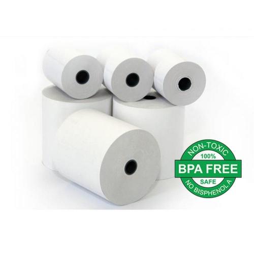 Χαρτοταινία 57x60mm 38m θερμική BPA FREE 48gr