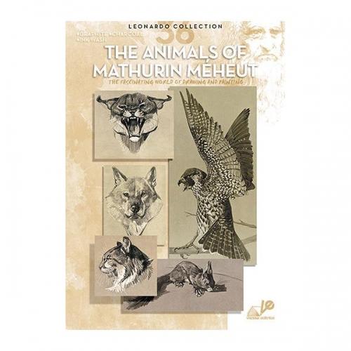 Βιβλίο ζωγραφικής Leonardo 36 the animals Méheut