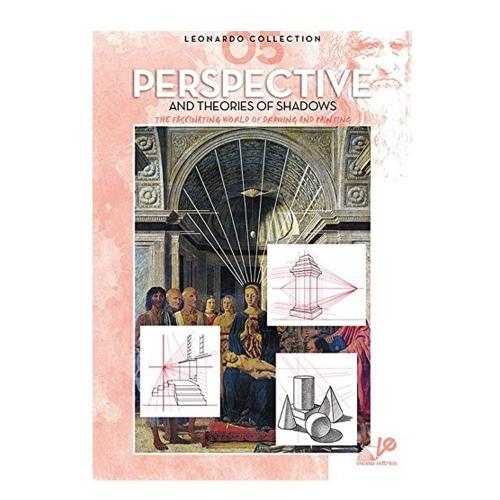 Βιβλίο ζωγραφικής Leonardo 5 perspective and theories of shadows