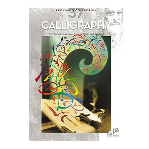 Βιβλίο ζωγραφικής Leonardo 37 calligraphy