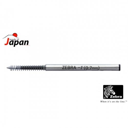 Ανταλλακτικό στυλό Zebra F-0.7 μπλε