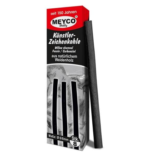 Κάρβουνα Meyco 6-8 mm 8 τεμ.14295