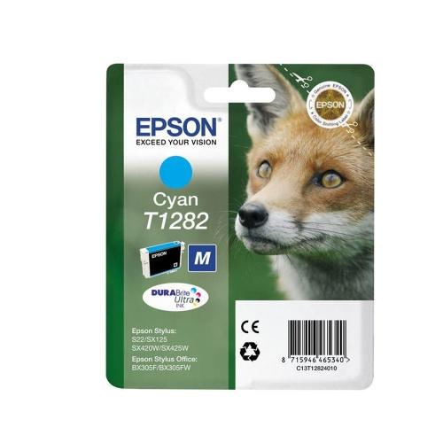 Μελάνι Epson T1282 cyan