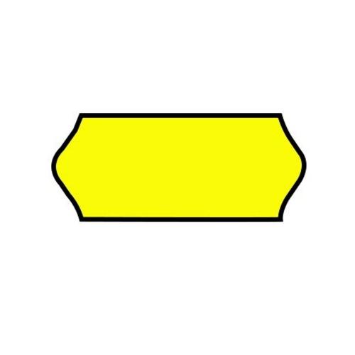 Ετικέτες ετικετογράφου 26x12/1000 φωσφορικό κίτρινο