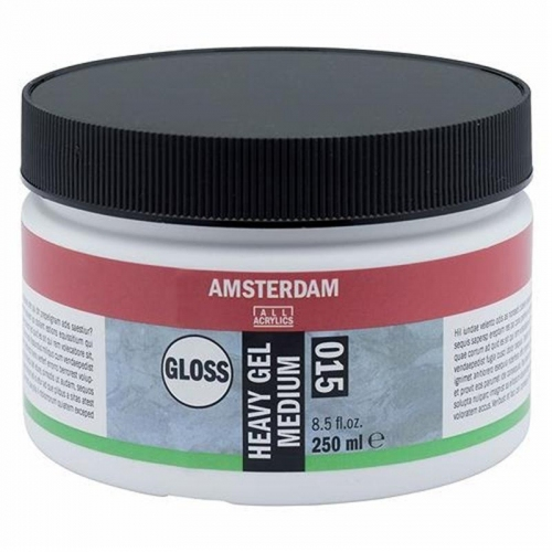 Gel medium Amsterdam 015 heavy gloss