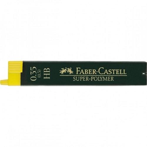 Μύτες 0,35 HΒ Faber 12 τεμ.