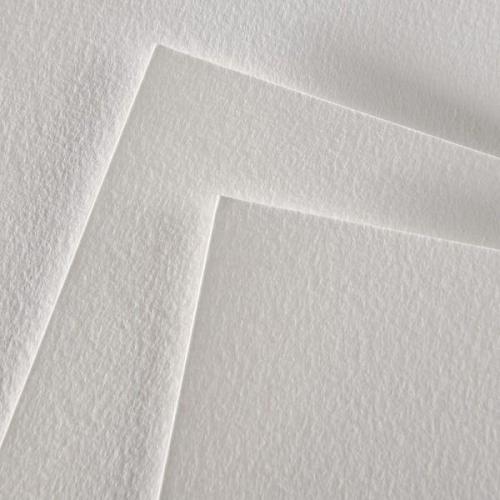 Χαρτόνι ακουαρέλας Canson λευκό 50x65 300gr
