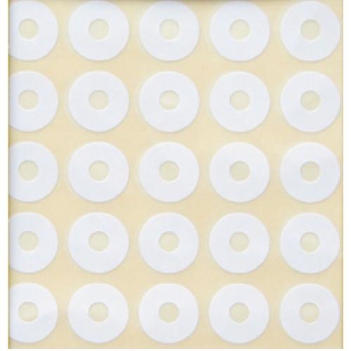 Ροδέλες αυτοκόλλητες StefLabels 1 φύλλο