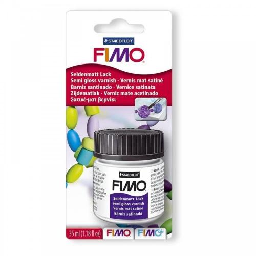 Βερνίκι πηλού Fimo 8705 semi gloss 35 ml