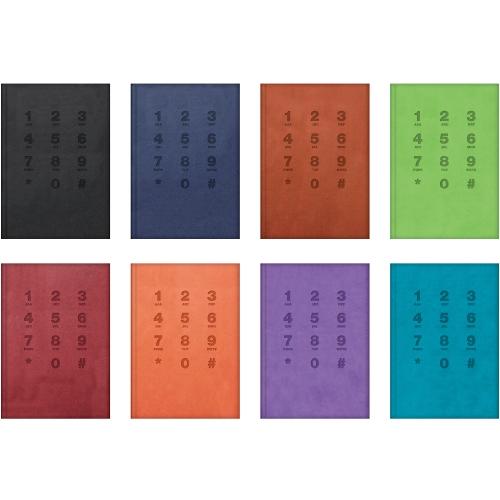 Τηλεφ. ευρετήριο 11x17 Flexbook ανάγλυφο