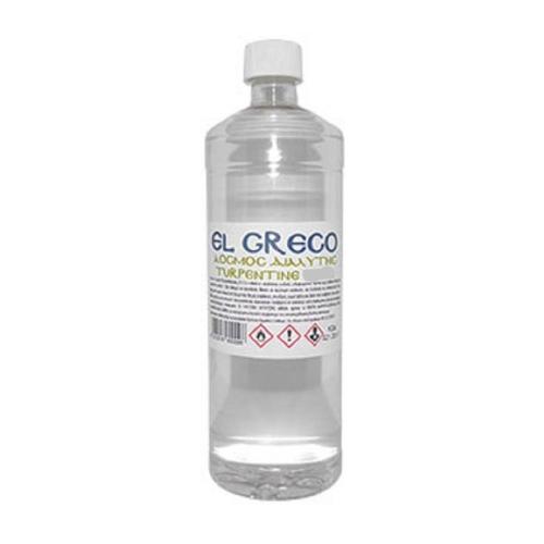 Διαλυτικό χαμηλής οσμής El Greco 500 ml