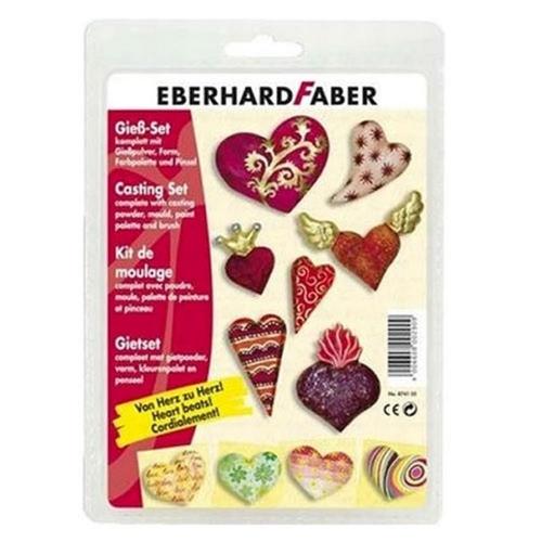 Καλούπι Eberhard Faber hearts σετ 6 τεμ