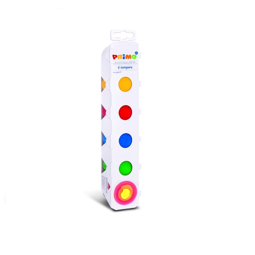 Δακτυλομπογιές Primo CMP 6x25 ml