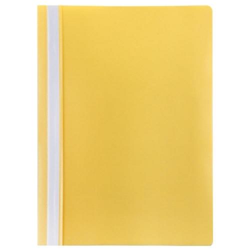 Ντοσιέ έλασμα πλαστικό κίτρινα