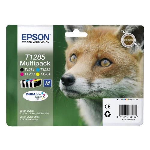 Μελάνια Epson T1285 multipack