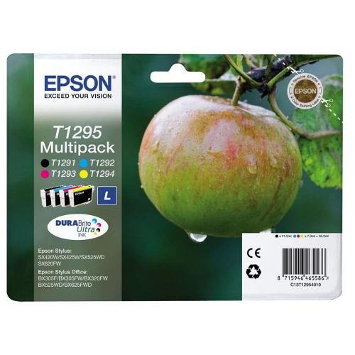 Μελάνια Epson T1295 multipack