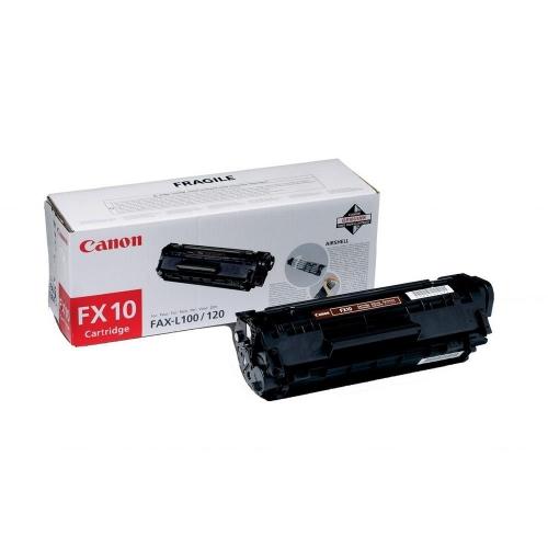 Toner Canon fax L100/120 FX10 black 0263B002