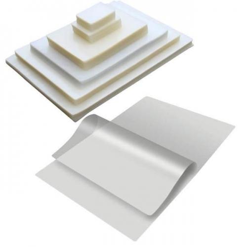 Δίφυλλα πλαστικοποίησης 90x130 125mic 100τεμ