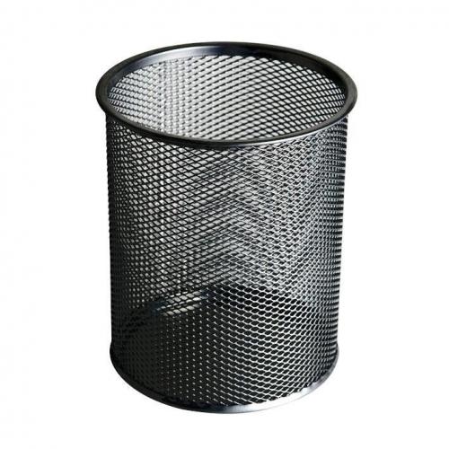 Μολυβοθήκη συρμάτινη μεταλλική μαύρη